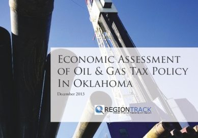 Economic Assessment of Oil and Gas Tax Policy in Oklahoma