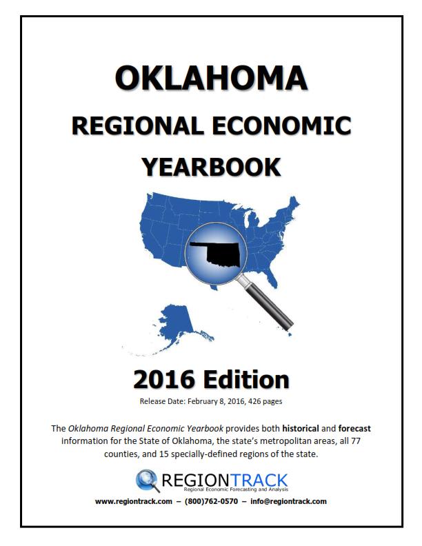 2016 OKLAHOMA ECONOMIC YEARBOOK